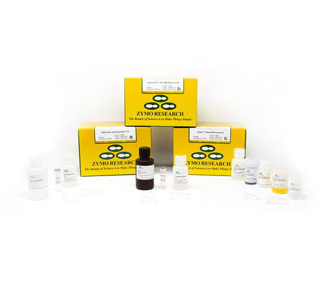 DNA clean-up and purification value set.