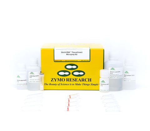 Isolate DNA from tough-to-lyse tissues and insects.