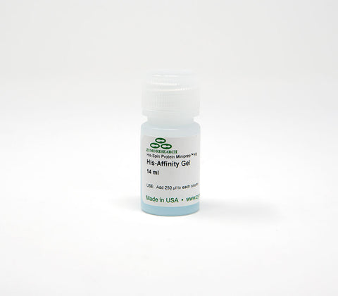 For use with His-Spin Protein Miniprep Kits