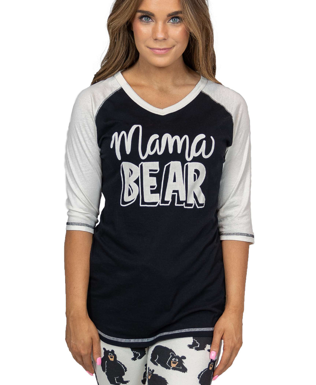 Mama Bear Women's Tall Tee