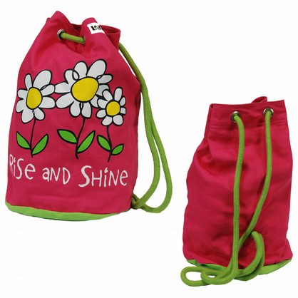Lazy One - Rise And Shine - Tote Bag