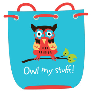 Lazy One - Owl My Stuff - I'm Owl Yours Tote Bag