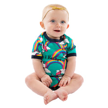Load image into Gallery viewer, Unicorn Infant Creeper Onesie