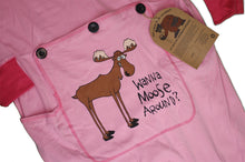 Load image into Gallery viewer, Lazy One - Pink Moose Around - Flapjacks
