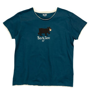 Lazy One - Bearly Tame - Women's T