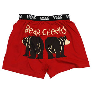 Lazy One - Bear Cheeks -  Boxers Kids