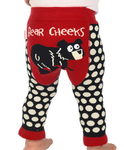 Load image into Gallery viewer, Bear Cheeks Infant Leggings