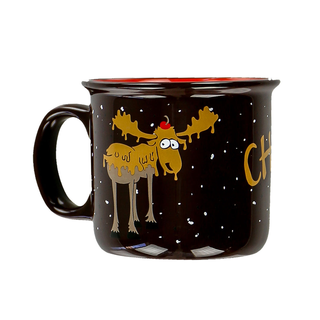 Lazy One - Chocolate Moose - Mug
