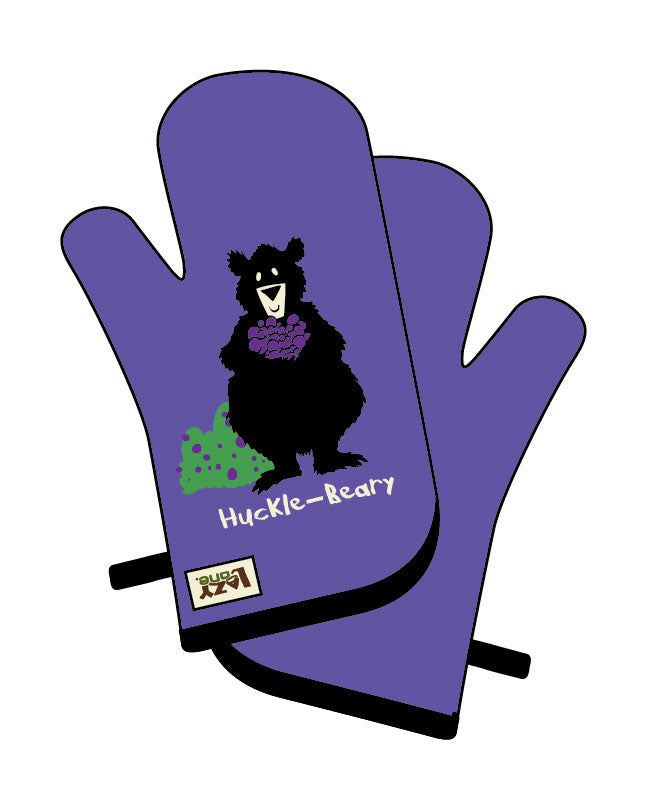 Lazy One - Huckle Beary - Oven Mitts