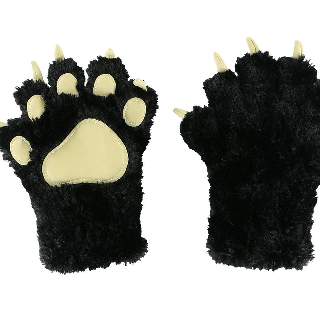 Lazy One - Black Paw Mitts
