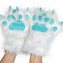 Load image into Gallery viewer, Yeti Kids and Adults Paw Mitt