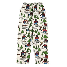 Load image into Gallery viewer, Lazy One - Sawing Logs - Pajama Pant