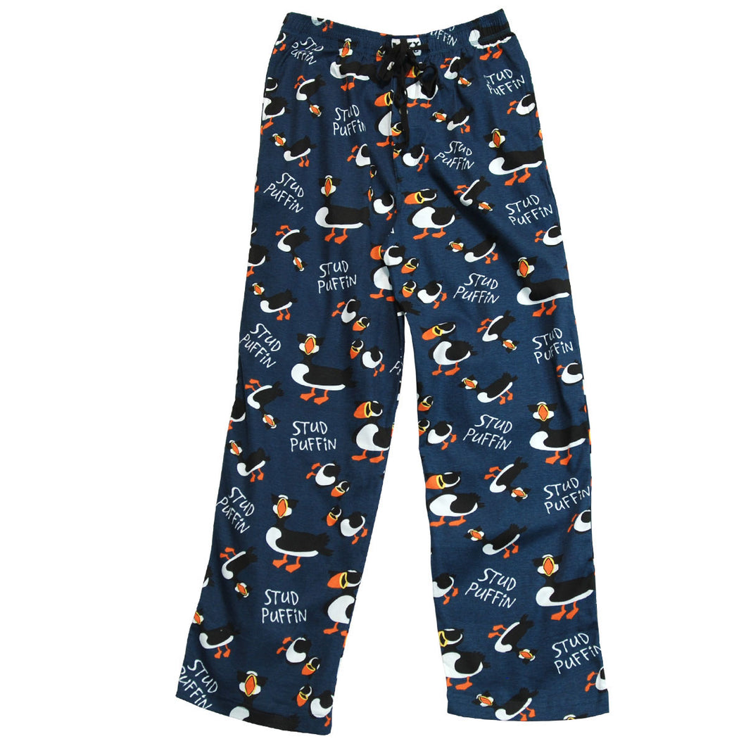 Lazy One - Stud Puffin - Unisex Pj Pants