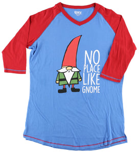 No Place Like Gnome Women's Tall Tee