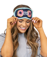 Load image into Gallery viewer, Donut Disturb Sleep Mask