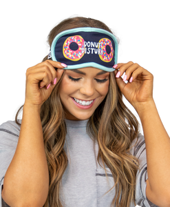 Donut Disturb Sleep Mask