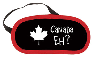 Lazy One - Canada Eh Red - Sleep Mask