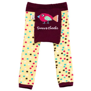 Lazy One - Tweet Cheeks - Toddler Leggings