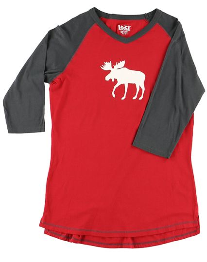 Moose Fair Maple Women's Tall Tee