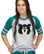 Load image into Gallery viewer, Sporty Bear Women's Tall Tee