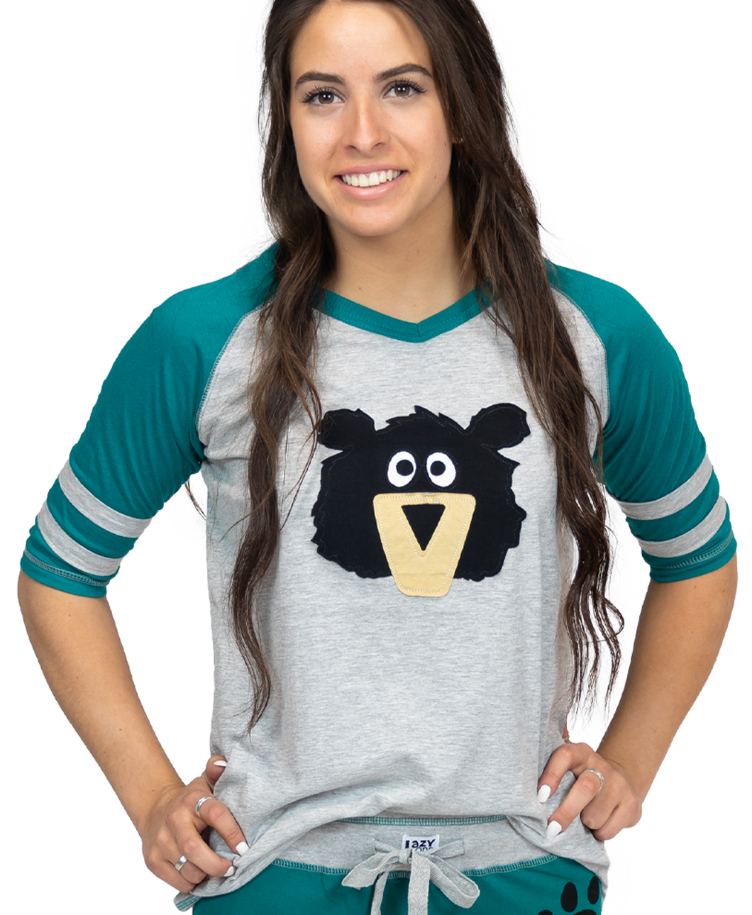 Sporty Bear Women's Tall Tee