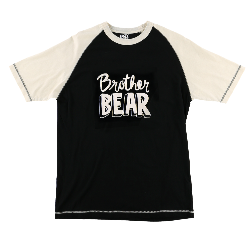 Brother Bear Men's PJ Tee