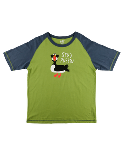 Stud Puffin Men's PJ Tee