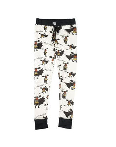Lazy One - Bat Moose - Pj  Legging
