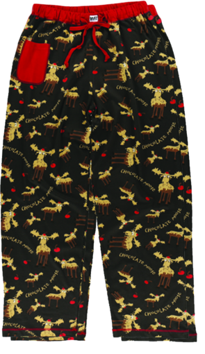 Chocolate Moose Women's Fitted Pants