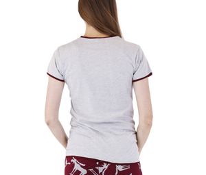 Funky Moose Women's Fitted Tee