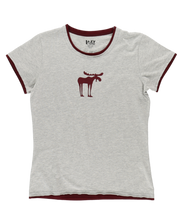 Load image into Gallery viewer, Funky Moose Women's Fitted Tee