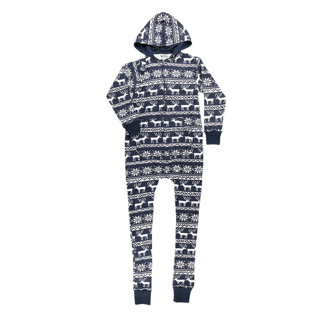 Lazy One - Nordic - Hooded Onesies