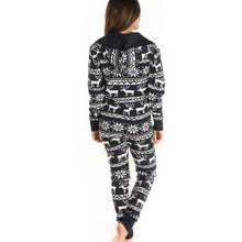 Load image into Gallery viewer, Lazy One - Nordic - Hooded Onesies