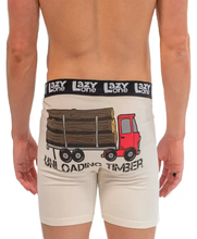 Load image into Gallery viewer, Unloading Timber Men's Boxer Briefs