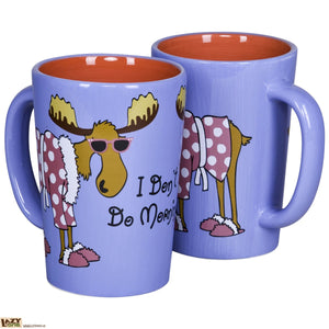 Lazy One - Don't Do Mornings - Mug