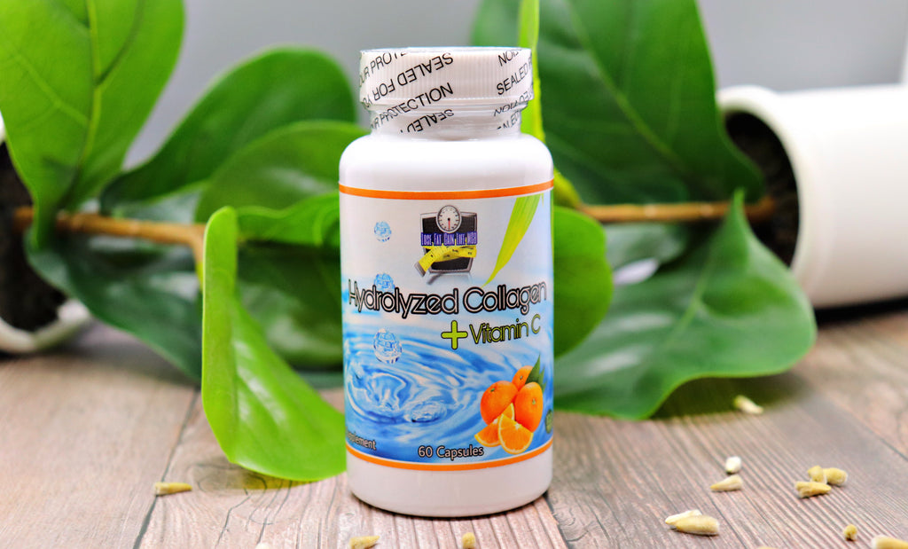 Hydrolyzed Collagen + Vitamin C