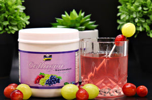 Collagen +Resveratrol and Omega 3,6,9