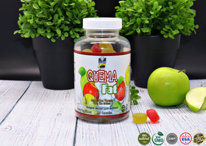Quema Fat Extreme Weight Loss Gummies
