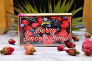 Berry Smooth Soap