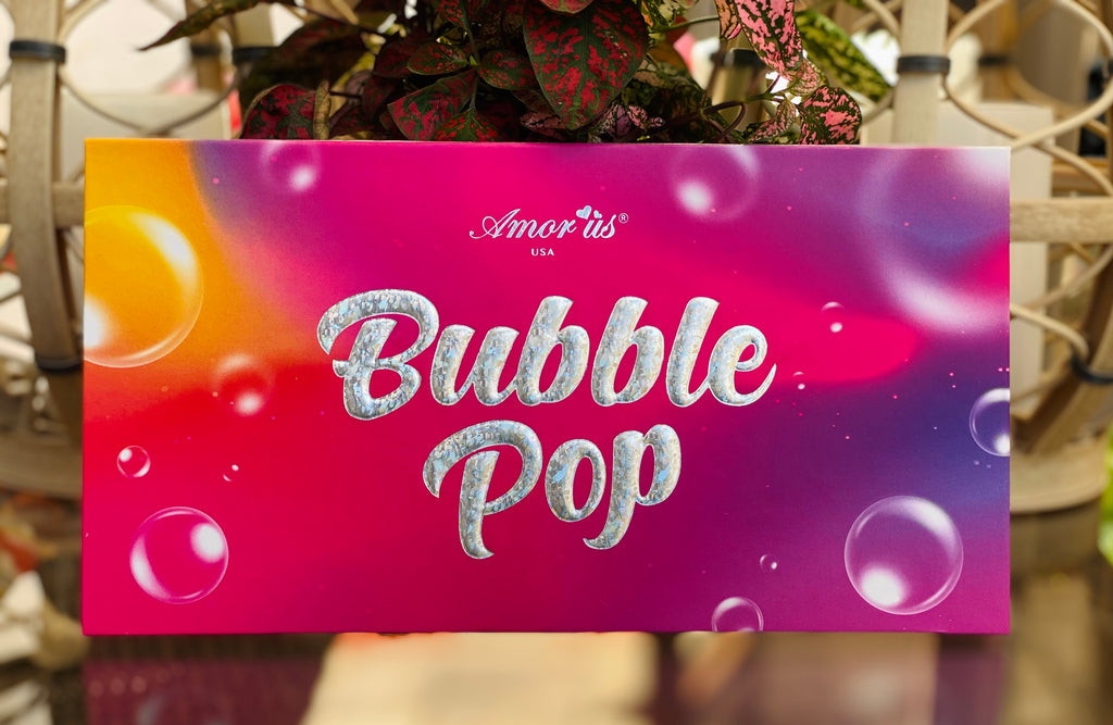 Bubble Pop Eyeshadow & Glitter Palette