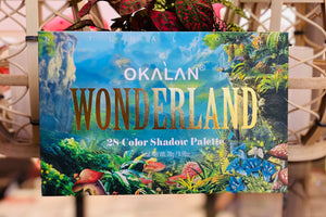 Wonderland Eyeshadow Palette
