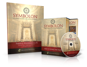Symbolon: The Catholic Faith Explained - Part 2 - Participant Kit (Spanish)