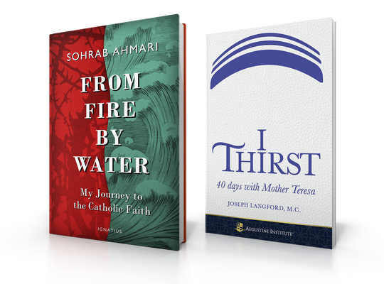 Bundle: From Fire, by Water & I Thirst