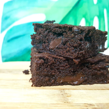 Load image into Gallery viewer, CHIA FUDGE LACTATION BROWNIES