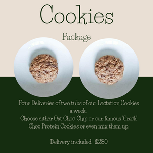 Cookies Package