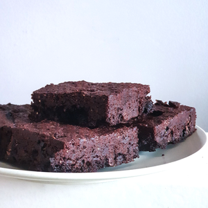 CHIA FUDGE LACTATION BROWNIES