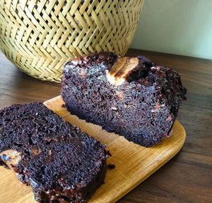 ORIGINAL DARK CHOCOLATE BANANA LACTATION LOAF