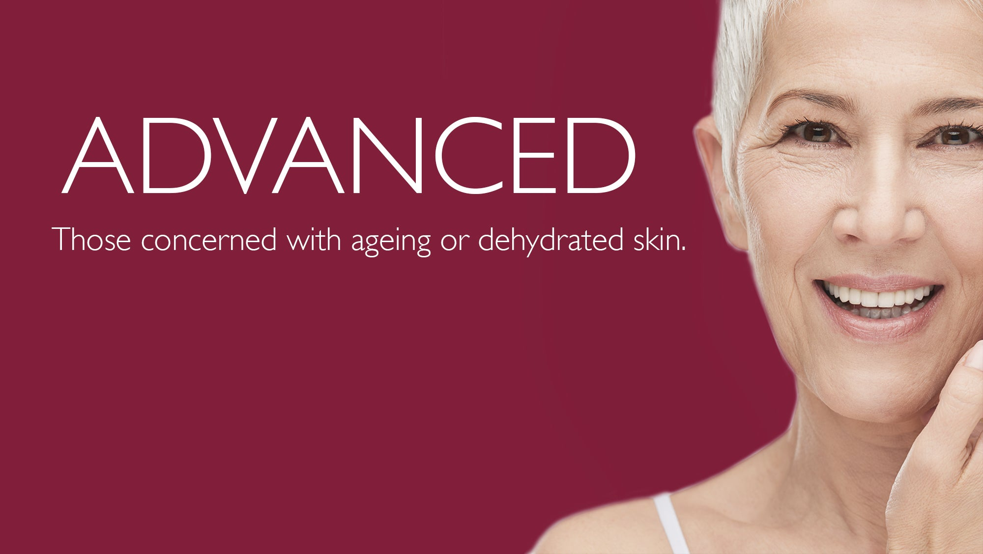 Let's talk about the SKINICIAN Advanced System