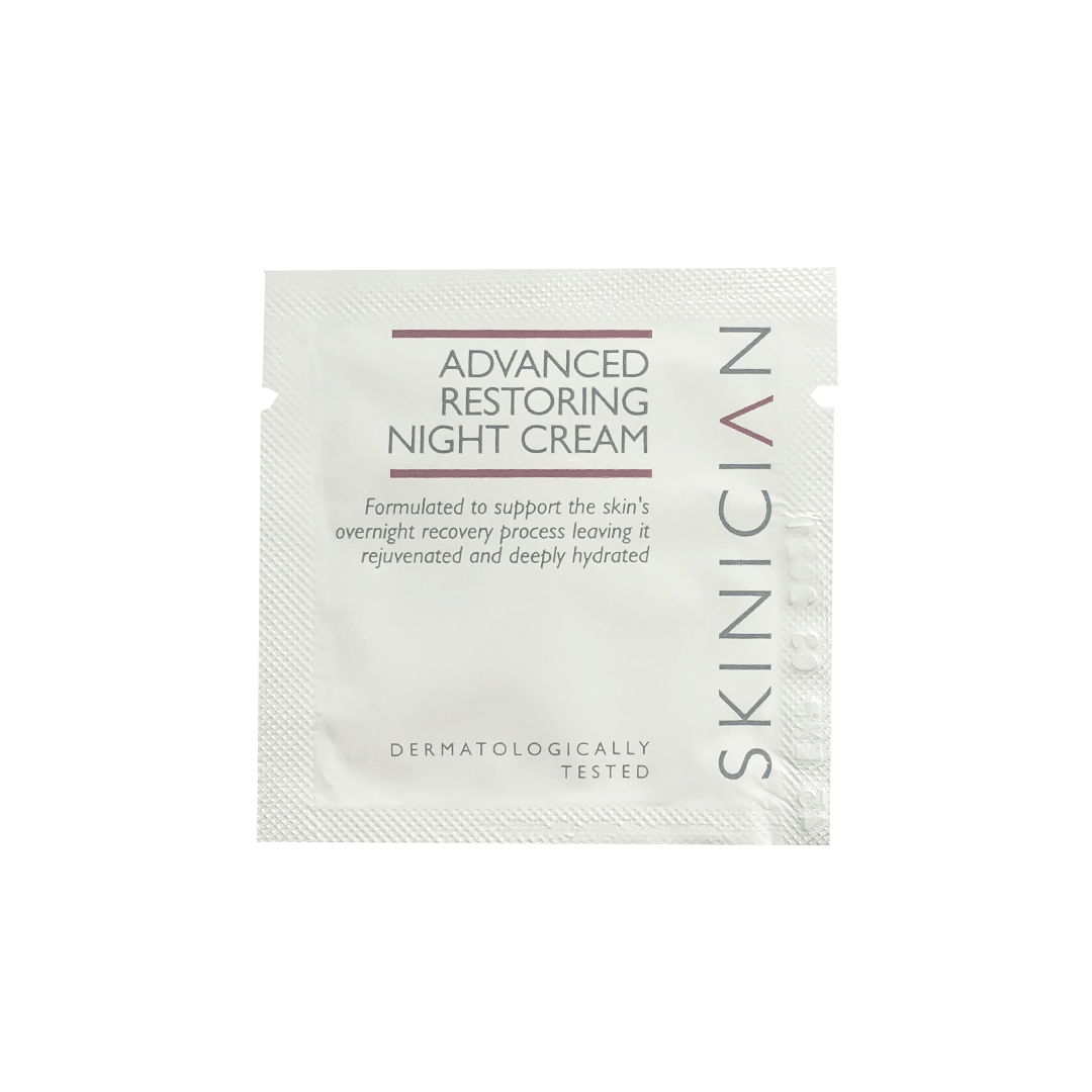 skinician Advanced Restoring Night Cream Sachet 1.5ml