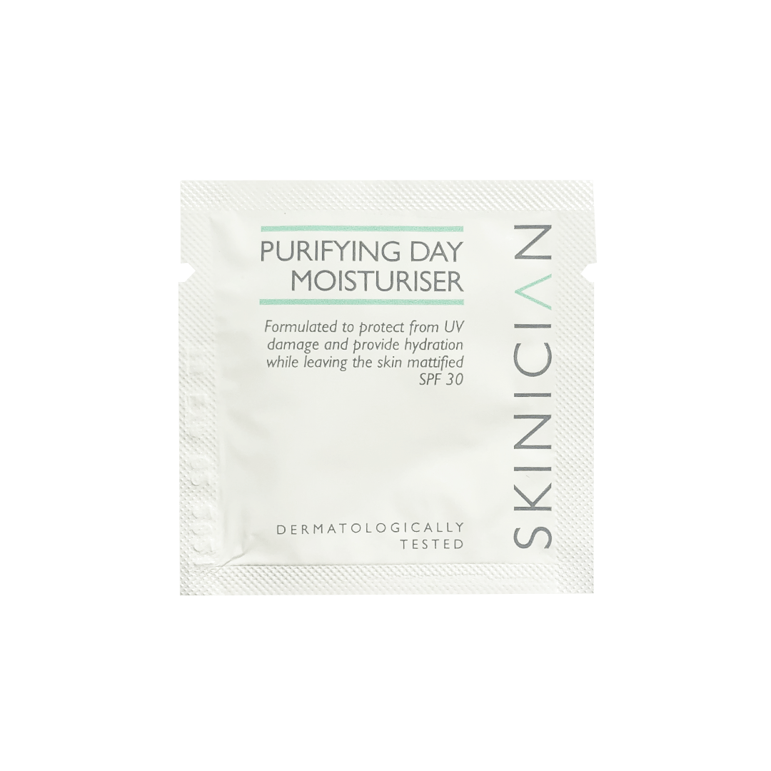 skinician Purifying Day Moisturiser SPF30 Sachet 1.5ml